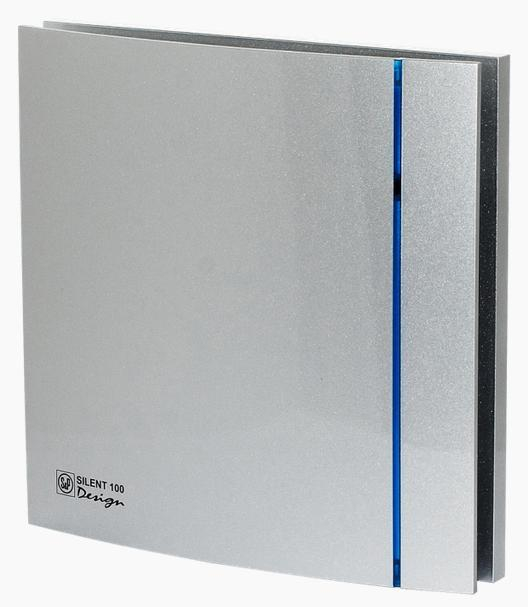 Soler & Palau Вентилятор бытовой Silent-200 CZ Design-3С Silver