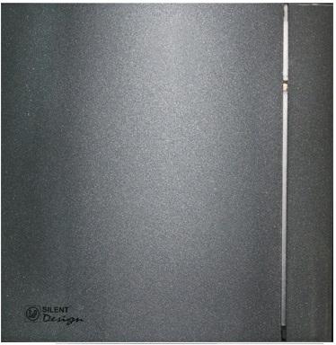 Soler & Palau Вентилятор бытовой Silent-200 CZ Design-4C Grey