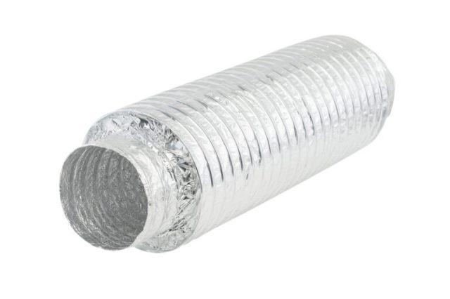 Sonodec GLX50-127мм х1.0м (DEC). Шумоглушитель гибкий.